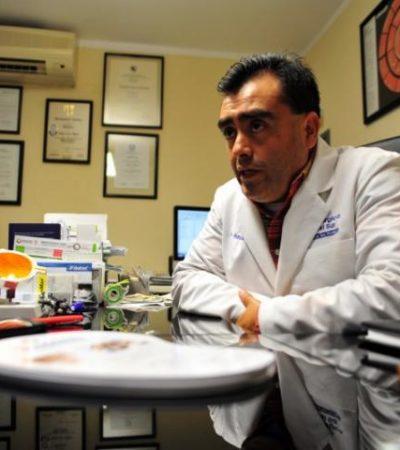 Califican de 'devastadora' la infección sufrida por 27 ancianos operados de la vista en una clínica privada de Cancún