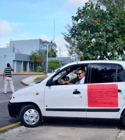 EJIDATARIOS RECLAMAN PAGOS: Alistan protestas en aeropuerto de Chetumal por incumplimiento de indemnizaciones