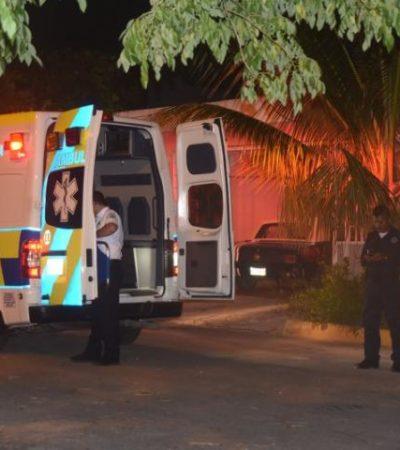INSEGURIDAD A GALOPE EN CANCÚN: Ladrones someten y amarran a toda una familia para robar vivienda en avenida Las Torres