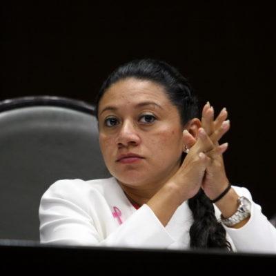 """Condena diputada Ivanova Pool """"raquítico"""" aumento del salario mínimo para el 2016"""
