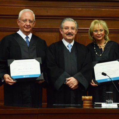 CAMBIOS EN LA SCJN: Despiden a Ministros tras casi 21 años en la Suprema Corte