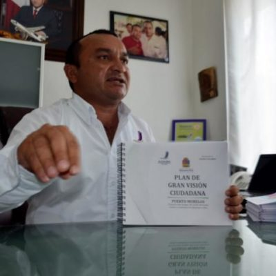 EMPIEZA EL 'JALONEO' POR LOS DINEROS: Llaman a habitantes de Puerto Morelos a no pagar más impuestos al Ayuntamiento de BJ