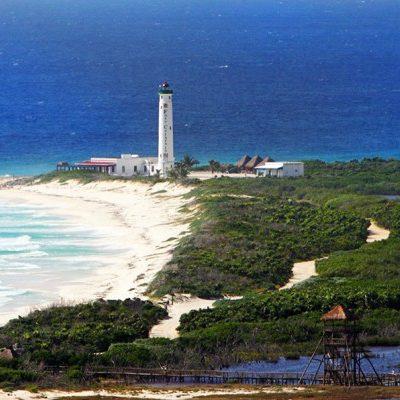 HALLAN DROGA EN PUNTA SUR: Aseguran mochila abandonada con 13 kilos de cocaína y 2.5 kilos de enervante en playa de Cozumel