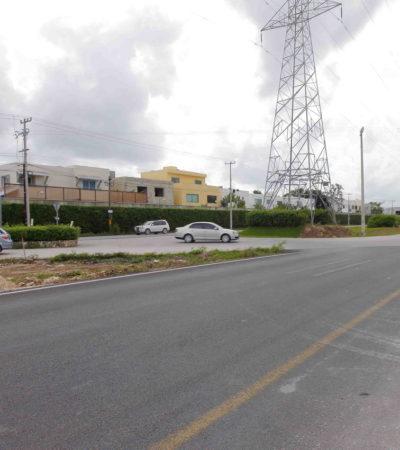 Anuncian construcción de ciclovía de 8.8 km en la Avenida Guayacán de Cancún