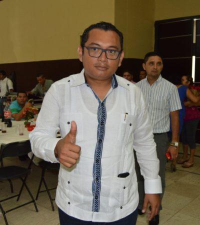 LA BUROCRACIA AL CONGRESO: Se destapa Roberto Poot, líder del SUTAGE, para una diputación