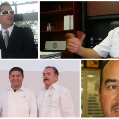 LE TIRAN A TODAS: Rechazados por el INE, ex funcionarios y funcionarios electorales buscan ser magistrados en el Teqroo