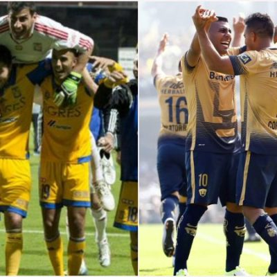 FINAL FELINA EN EL FUTBOL: Enfrentará Pumas a Tigres por el campeonato del Torneo de Apertura de la Liga MX