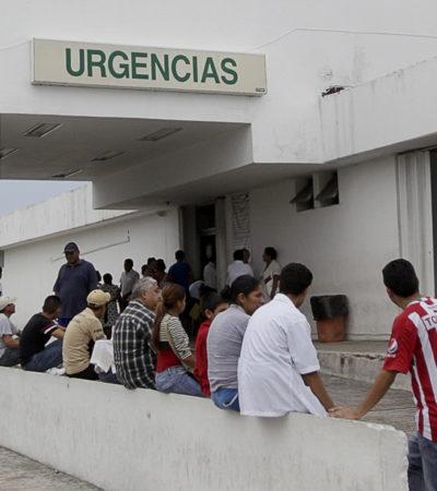 MÁS VALE TARDE…: Licitan obra para nuevo hospital en Cancún ¡una década después de la primera piedra!