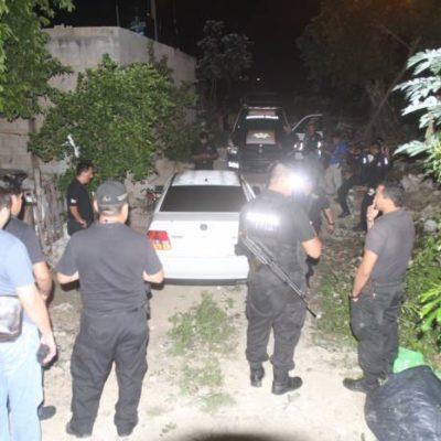 Balacera en Rancho Viejo desata persecución, pero no hay detenidos