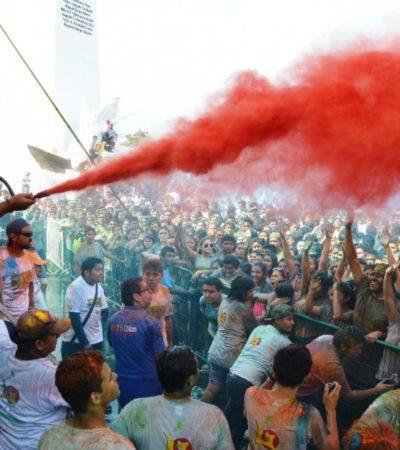 Participará Abuxapqui por tercer año en el 'Run Color', carrera gratuita y con causa