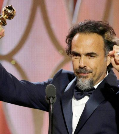 IÑÁRRITU GANA 2 GLOBOS DE ORO: El mexicano triunfa como Director y en Mejor Película con 'The Revenant'; Gael García Bernal, Mejor Actor de Serie