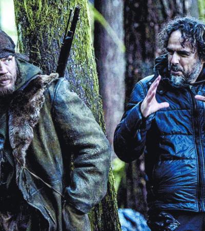 ENFILAN A IÑÁRRITU PARA REPETIR HAZAÑA: Va el mexicano por el premio Oscar a Mejor Director; 'The Revenant' consigue 12 nominaciones