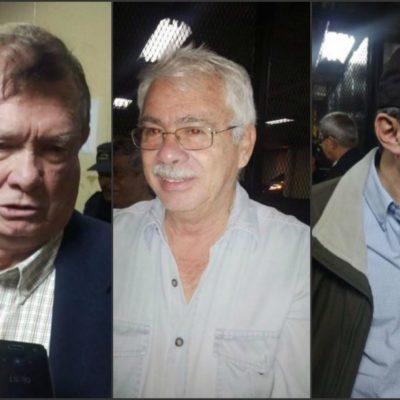 Detienen a 14 ex altos mandos del Ejército de Guatemala por delitos contra la humanidad durante la dictadura