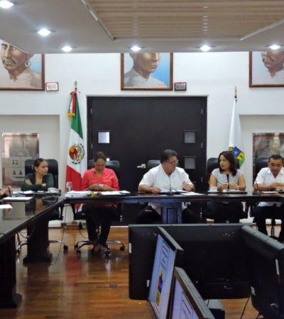 PROPONEN 203 MDP PARA PUERTO MORELOS: Convoca Congreso a periodo extraordinario para aprobar presupuesto del 2016 del nuevo municipio de QR