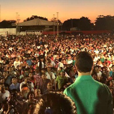 BOICOT A CARLOS PROVOCA TIRO POR LA CULATA: A días de que se defina al candidato del PRI, ataques de Borge reposicionan al aún funcionario federal