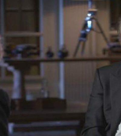 """""""MI ARTÍCULO FALLO"""": En charla con CBS, se dice Sean Penn arrepentido de la entrevista con 'El Chapo' porque """"no cumplió el objetivo"""""""