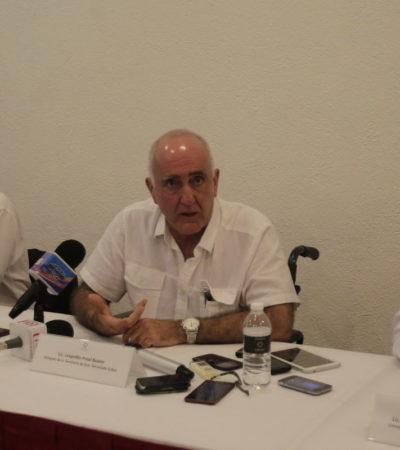 Todo listo para la realización del primer foro nacional en Cancún sobre el uso de la marihuana