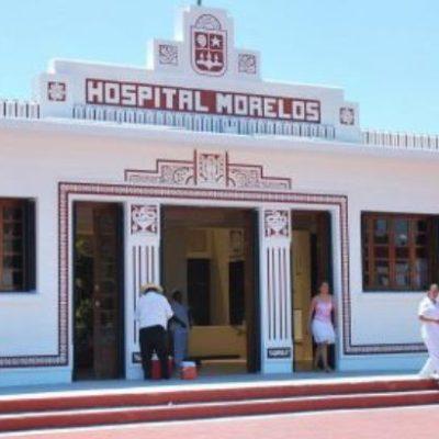 Abre Cdheqroo investigación contra el Hospital Morelos por presunta negligencia médica