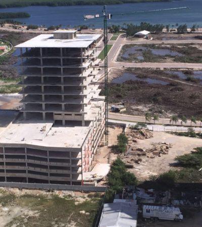 BUSCAN AYUDA INTERNACIONAL PARA MALECÓN TAJAMAR: Acuden activistas ante la CIDH para frenar destrucción de manglares en Cancún