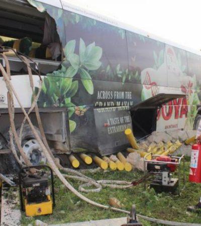 VACACIONES CON SALDO ROJO: Muertos en accidentes, asesinatos, suicidios y hasta 'levantones' durante el operativo Guadalupe-Reyes en Cancún