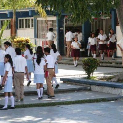 Regresaron a clases más de 380 mil alumnos en Quintana Roo