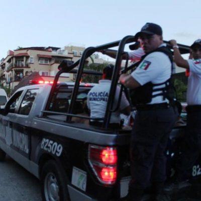 'ACELERADO' ARRANQUE DEL BPM EN PLAYA: Jóvenes alcoholizados y drogados provocan trifulca en el primer día del festival de música electrónica; 7 detenidos