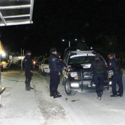 SIGUE INSEGURIDAD MORTAL EN PLAYA: Asesinan a cuchilladas a joven entrenador de futbol en parque de La Guadalupana