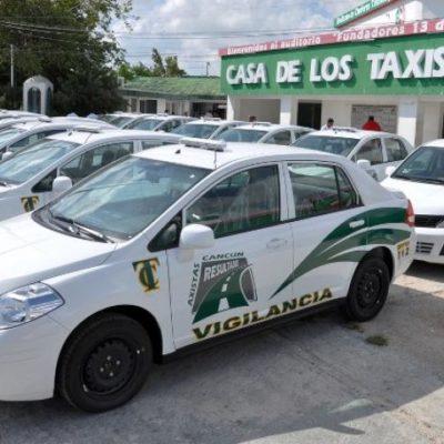 Un hombre es 'picado' por un taxista por negarse a pagar sobreprecio en el servicio en Cancún