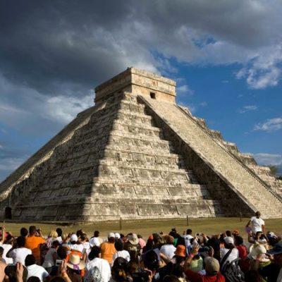 Inicia el 2016 con aumento de la tarifa para visitar Chichén Itzá