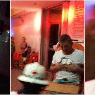 BUSCAN AL 'COMANDANTE DIABLO': Levantan y torturan por 'error' a trabajador del mercado Coral Negro de Cancún; lo abandonan en la SM 311