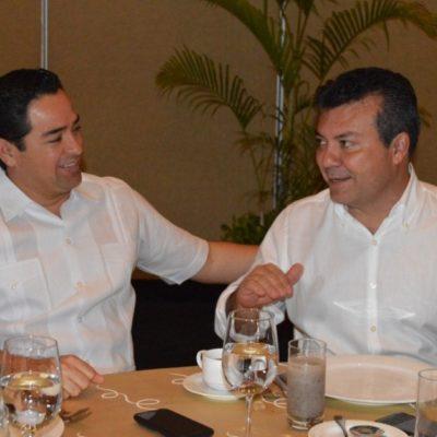 """Descarta Mauricio Góngora ruptura en el PRI; dice que """"pase lo que pase"""", no abandonará el partido"""