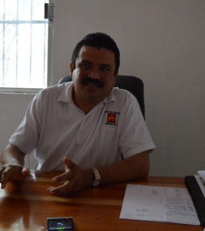 Perfila PT a sus candidatos para el sur de Quintana Roo