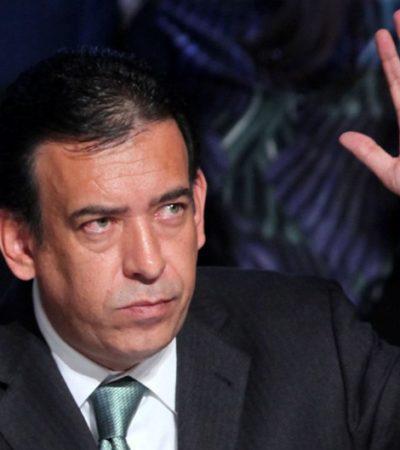 DAN LIBERTAD A MOREIRA BAJO RESTRICCIONES: Ex Gobernador y ex líder del PRI seguirá en España sujeto a investigación por lavado y malversación