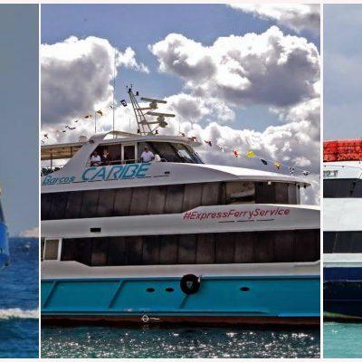 VA COFECE CONTRA NAVIERAS EN QUINTANA ROO: Inician juicio por presuntas prácticas monopólicas contra empresas de transporte marítimo