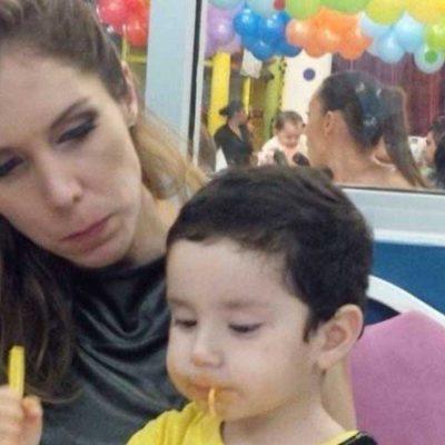 """Ex diputada panista Alicia Ricalde pide auxilio para recuperar a su nieto; su padre """"se lo llevó bajo engaños"""", denuncia"""