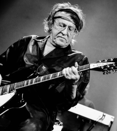 SIGUEN CAYENDO PILARES DE LA VIEJA GUARDIA: A los 74 años, fallece Paul Kantner, guitarrista y fundador de 'Jefferson Airplane'
