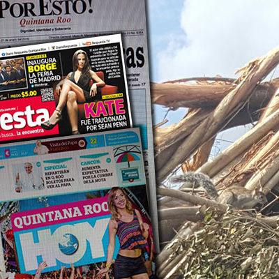 ALTAVOZ | La prensa vendida devastada por Tajamar