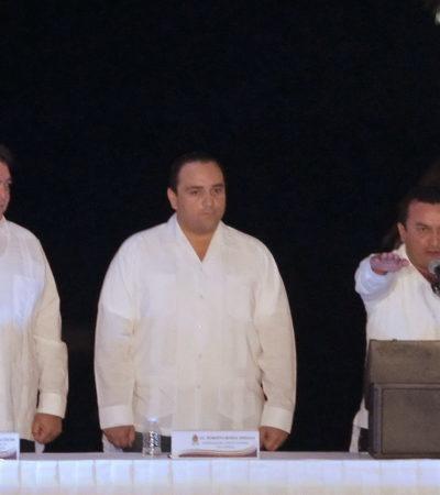 Rompeolas: Mal inicio de Puerto Morelos