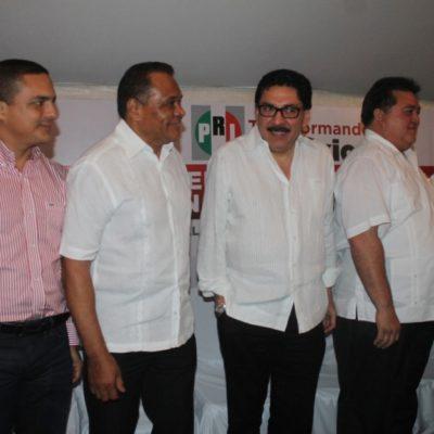 No habrá fracturas en el PRI: Ulises Ruiz