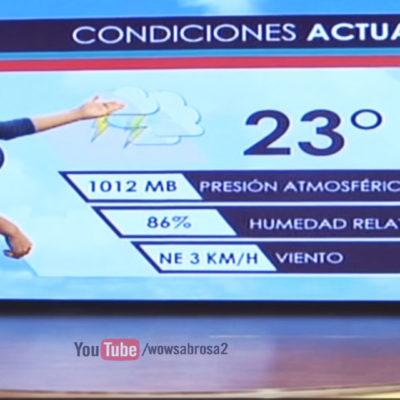 LAS 'CHICAS DEL CLIMA', UNA TENDENCIA QUE YA NADIE PUEDE PARAR: Reportaje de El País pone el acento en la televisión como reflejo del machismo mexicano