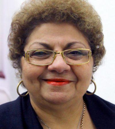 FALLECE LATIFA MUZA SIMÓN: Por un infarto, muere unos días antes de cumplir 67 años la regidora de Morena en el Ayuntamiento de BJ