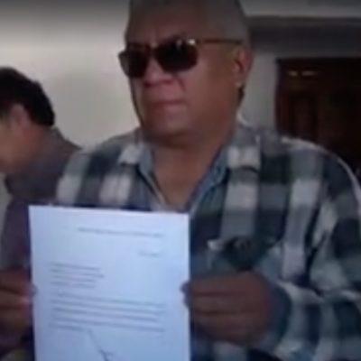 Renuncian al PRI ex Alcalde de José María Morelos, Pedro Pérez Díaz, y 10 personas más