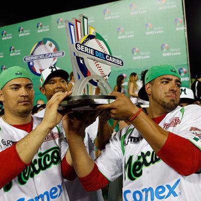 TRIUNFA MÉXICO EN LA SERIE DEL CARIBE: Los Venados de Mazatlán se coronan sin perder un solo partido