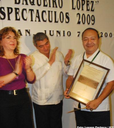 Con un golpe en la cabeza, encuentran muerto en Mérida a periodista de espectáculos Gonzalo Manzanilla Escobedo