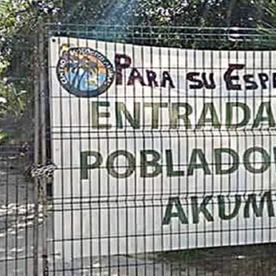 INTERVIENE PROPEPA EN AKUMAL: Ante conflicto por cierre de acceso al mar, emplaza a asociación civil por incumplir concesión de Zofemat