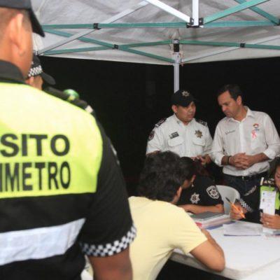 BUSCAN SACARLE MÁS 'JUGO' AL ALCOHOLÍMETRO: En el último tramo de Paul, pide regidor nuevas multas para conductores detenidos ebrios en Cancún
