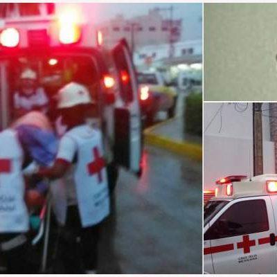BALEAN A HERMANO DEL PRESIDENTE DEL CONSEJO DEL PRD: Armando Ventre Sifri llegó por sus propios medios a un hospital de Cancún