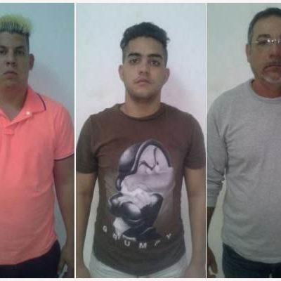 Consignan a cubanos implicados en robo de joyería en Plaza Las Américas