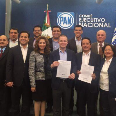 YA ES CARLOS JOAQUÍN PRECANDIDATO ALBIAZUL: Desde la CDMX, el ex priista se perfila para encabezar la alianza PAN-PRD 'UNE' en Quintana Roo