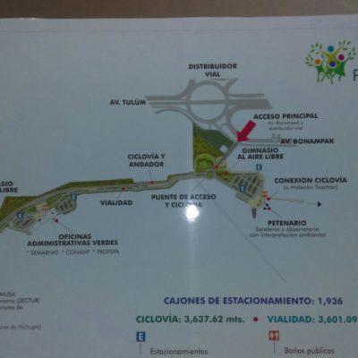 Piden ambientalistas anexar Malecón Tajamar al proyecto del Parque Cancún y que se les declare ANP